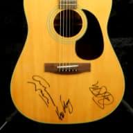 <p>Alvarez Regent Signed by Crosby Stills and Nash</p>  for sale