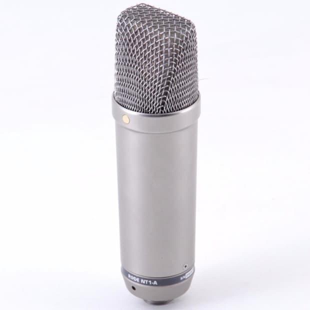 rode nt1 a bundle condenser cardioid microphone mc 1377 reverb. Black Bedroom Furniture Sets. Home Design Ideas