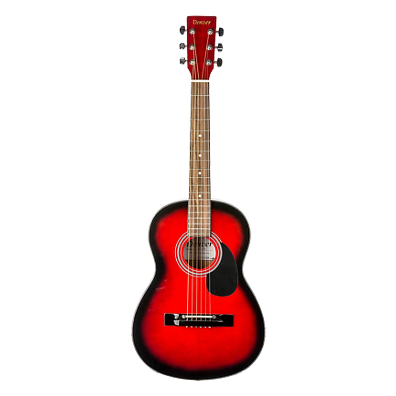 3 4 Size Acoustic Guitar : denver 3 4 size acoustic guitar red reverb ~ Hamham.info Haus und Dekorationen