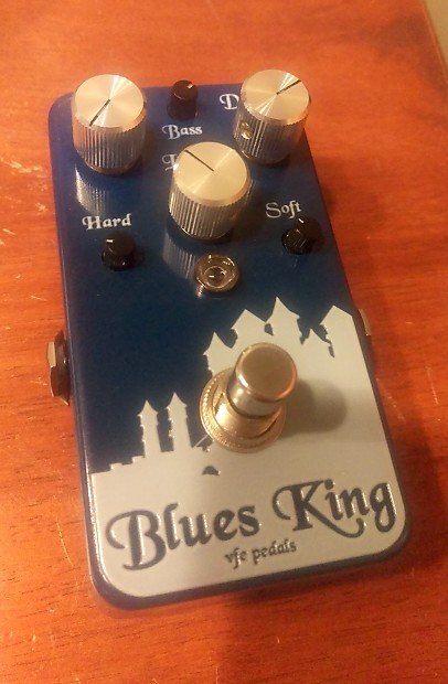 vfe blues king ultimate low gain bluesbreaker style pedal reverb. Black Bedroom Furniture Sets. Home Design Ideas