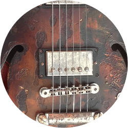 Outrageous Guitar Finishes