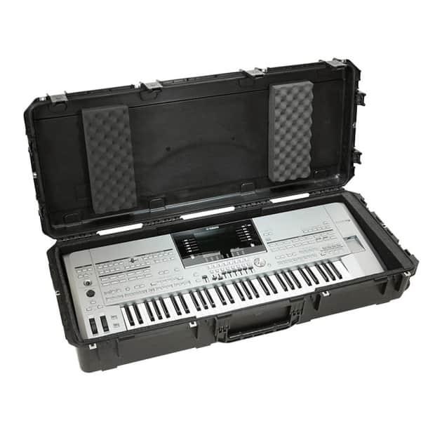 Yamaha yctyros61 hard shell case for tyros 1 5 61 key reverb for Yamaha reface hard case