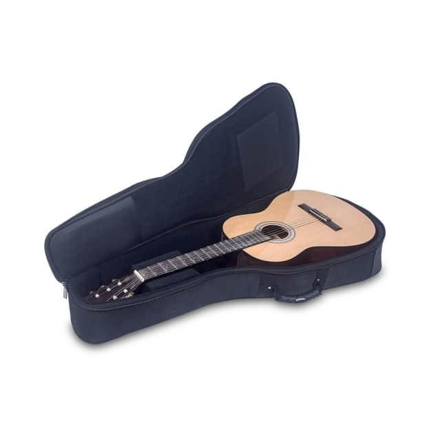 crossrock crdg300cbk lightweight classical guitar case reverb. Black Bedroom Furniture Sets. Home Design Ideas