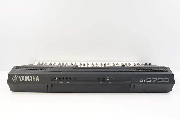 yamaha psr s750 arranger workstation keyboard reverb. Black Bedroom Furniture Sets. Home Design Ideas