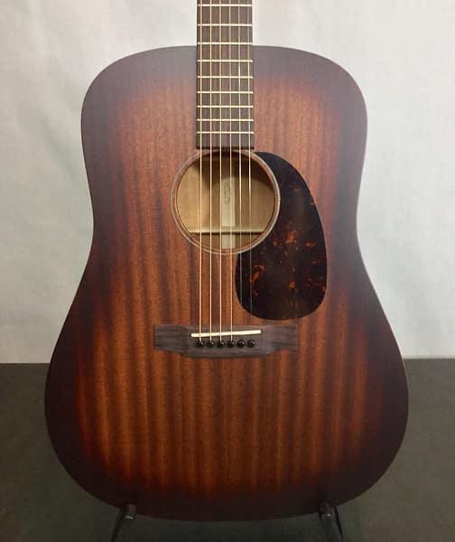 martin d 15m burst acoustic guitar reverb. Black Bedroom Furniture Sets. Home Design Ideas
