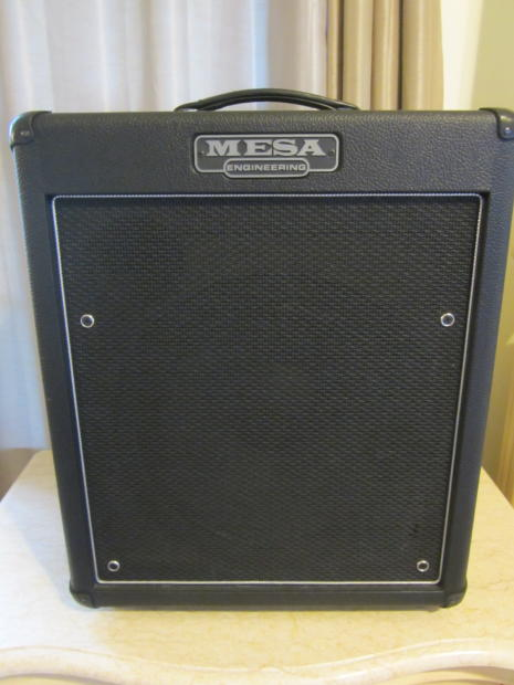 mesa boogie walkabout scout combo bass amp usa black w cover reverb. Black Bedroom Furniture Sets. Home Design Ideas