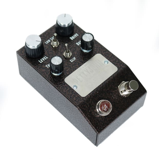 brand new pettyjohn electronics chime overdrive guitar pedal reverb. Black Bedroom Furniture Sets. Home Design Ideas
