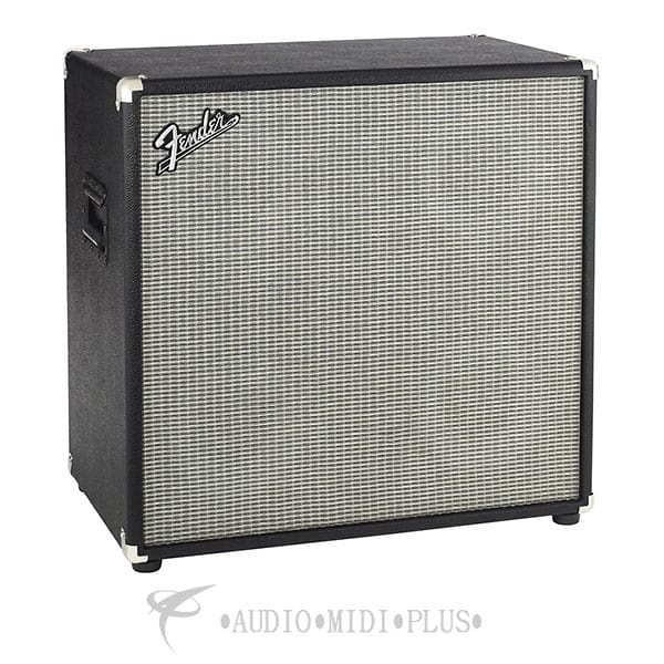 Fender bassman 410 neo bass cabinet black silver for Black and silver cabinet