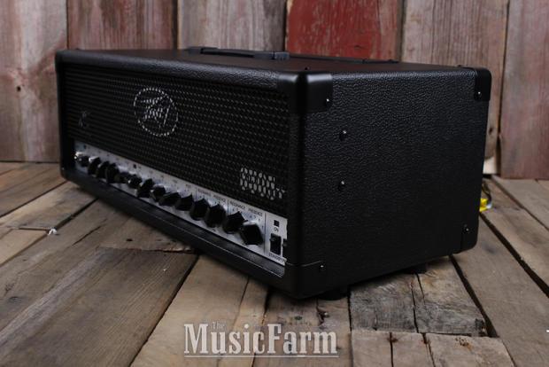 peavey 6505 plus electric guitar amplifier head 120 watt tube amp w footswitch reverb. Black Bedroom Furniture Sets. Home Design Ideas