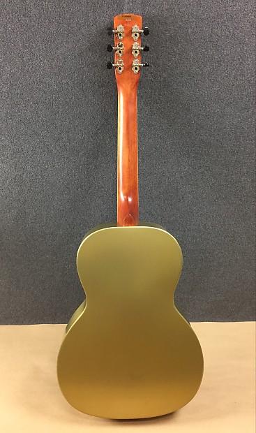 Gretsch G9202 Honey Dipper Weathered Bell Bronze Ampli