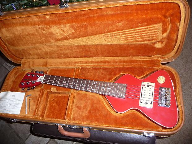 Chiquita Travel Guitar For Sale