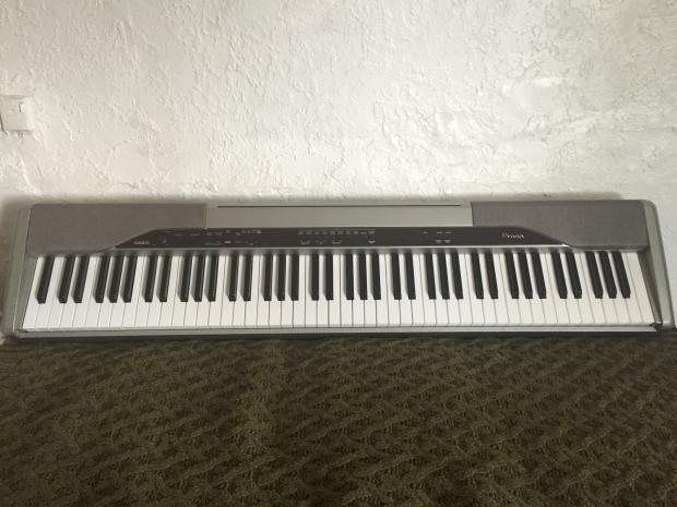 Casio Px 110 Digital Piano 88 Key Full Size Weighted