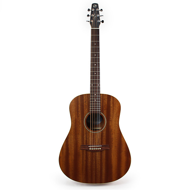seagull s6 mahogany deluxe sg acoustic electric guitar with reverb. Black Bedroom Furniture Sets. Home Design Ideas