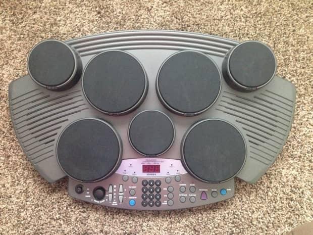 simmons sdmk4 electronic drum kit reverb. Black Bedroom Furniture Sets. Home Design Ideas