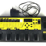 Boss ME-8B, 1997, Bass Multi Effect Unit, 25 Effect settings, 32 Save Storage