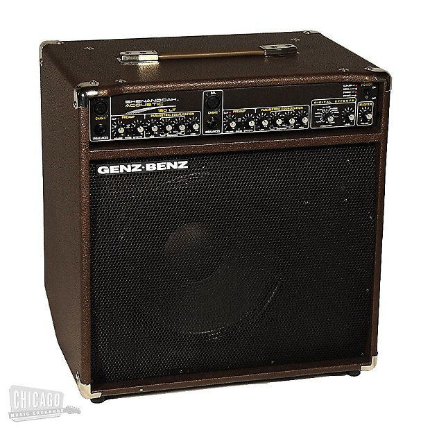 Genz Benz Shenandoah 150lt 150w Acoustic Amp Reverb
