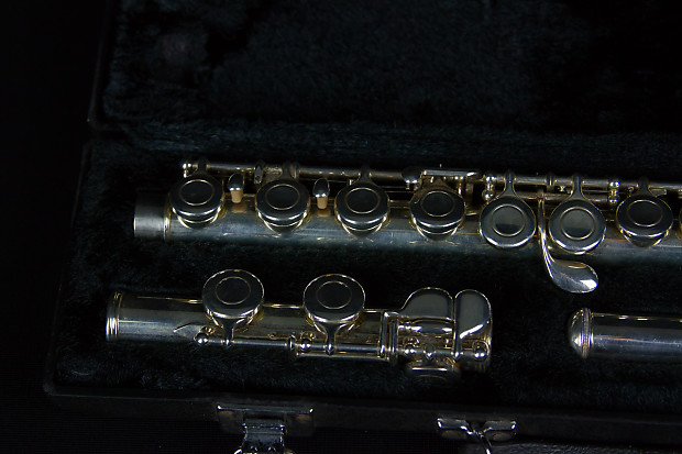 Yamaha  Sii Silver Plated Flute