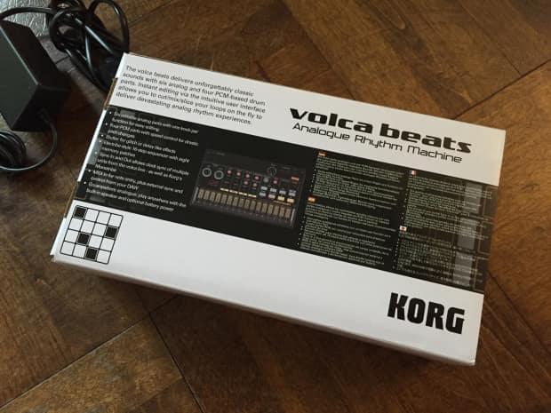 korg kr mini rhythm machine manual