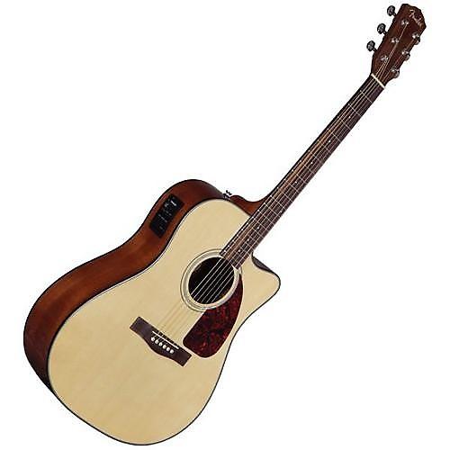 fender cd 140sce acoustic electric guitar black reverb. Black Bedroom Furniture Sets. Home Design Ideas