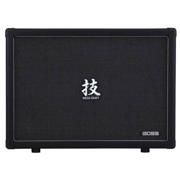 boss waza 212 guitar speaker cabinet 160 watts 2x12 reverb. Black Bedroom Furniture Sets. Home Design Ideas