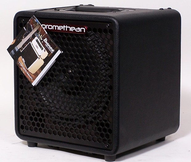 ibanez promethean p3110 300w 1x10 bass combo amp black reverb. Black Bedroom Furniture Sets. Home Design Ideas