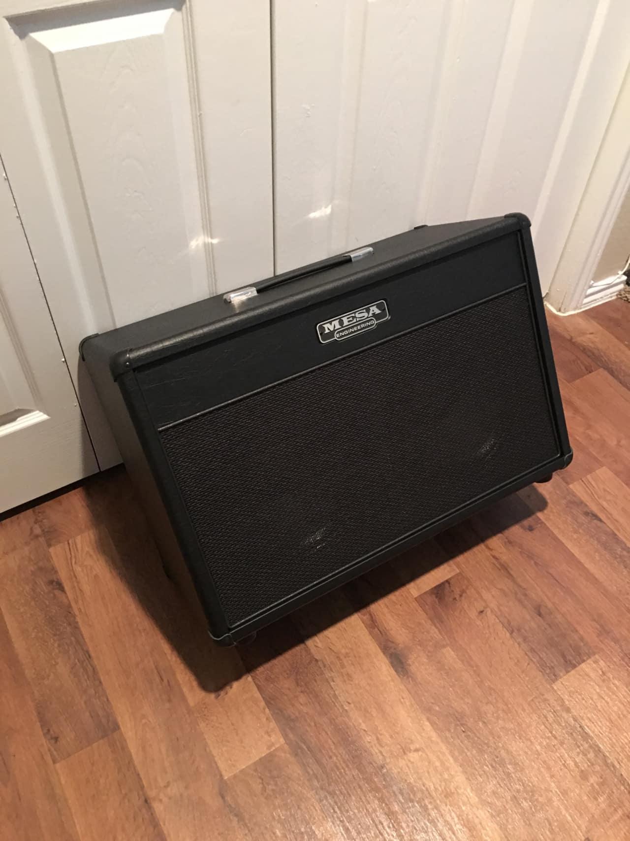 mesa boogie lone star 2x12 speaker cabinet mint clean reverb. Black Bedroom Furniture Sets. Home Design Ideas