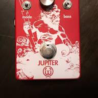 Walrus Audio Jupiter Red And White