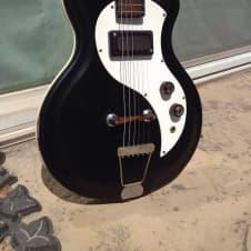 National Varsity 1960's Killer Vintage Electric Guitar! image