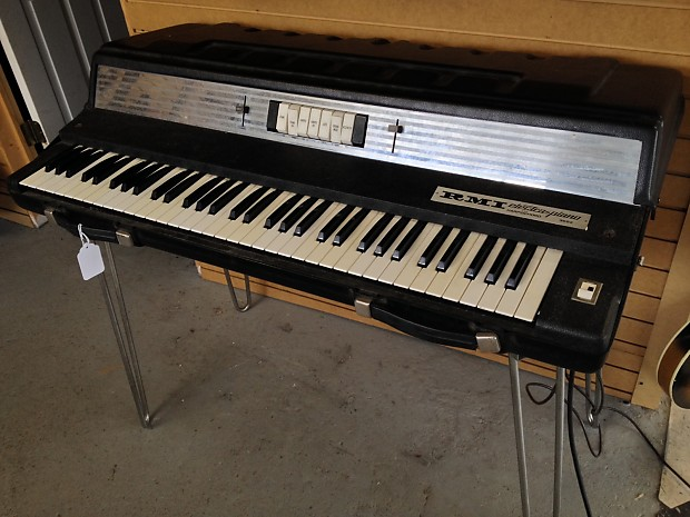 1970s RMI 368X Electra-Piano and Harpsichord | Reverb
