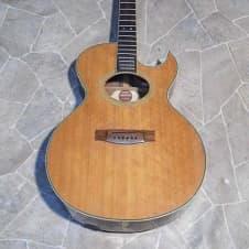 PROJECT vintage LUXOR Country 42 252 cutaway Jumbo Akustik miJ guitar image
