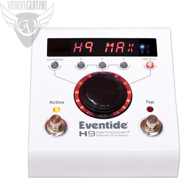 eventide h9 max harmonizer multi effect pedal all 45. Black Bedroom Furniture Sets. Home Design Ideas