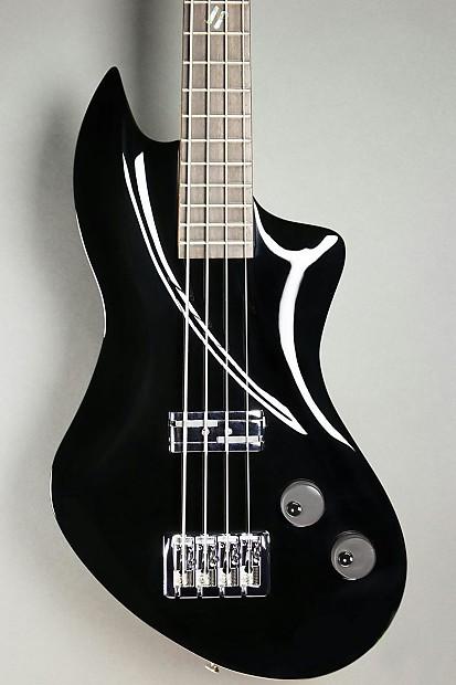 lace helix lhb001 bass guitar black w alumitone pickup new reverb. Black Bedroom Furniture Sets. Home Design Ideas