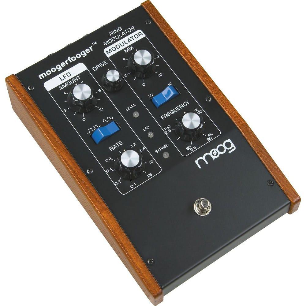 Moogerfooger Ring Modulator Guitar