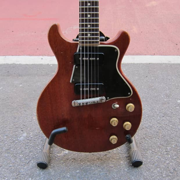gibson les paul special jr 1961 cherry reverb. Black Bedroom Furniture Sets. Home Design Ideas