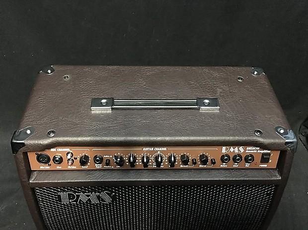 rms rmsac40 40 watt acoustic guitar amp chorus reverb reverb. Black Bedroom Furniture Sets. Home Design Ideas