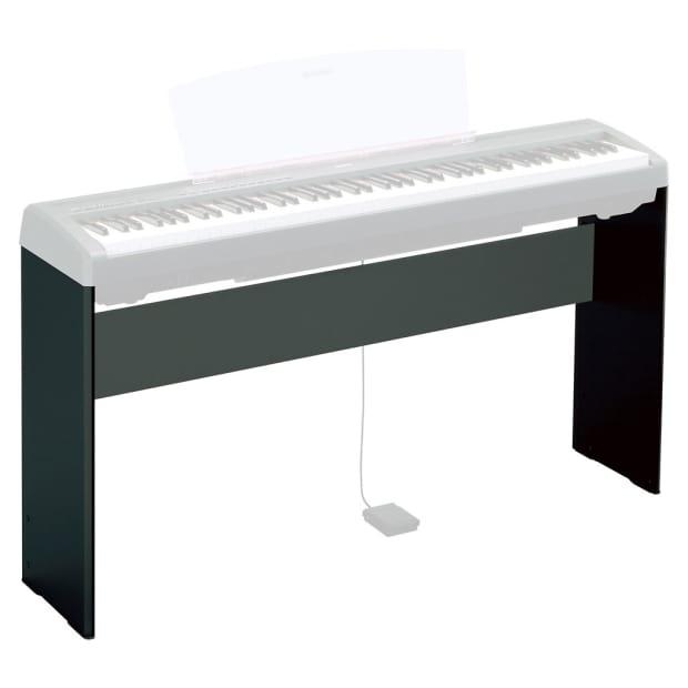 yamaha l 85 keyboard stand black reverb