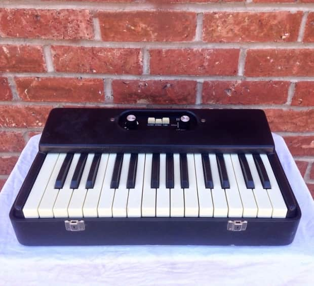 vintage hohner bass 3 organ fully restored reverb