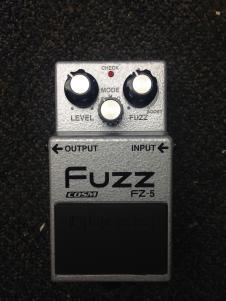 Boss FZ-5 Fuzz image