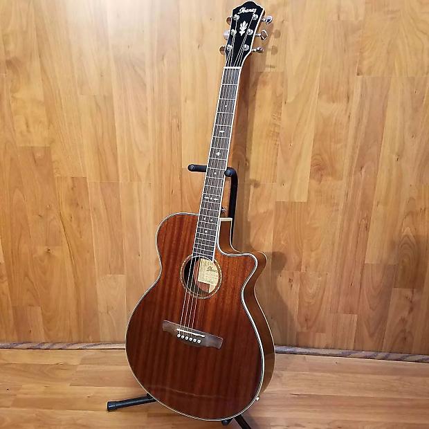 ibanez aeg12iint ae series acoustic electric guitar reverb. Black Bedroom Furniture Sets. Home Design Ideas