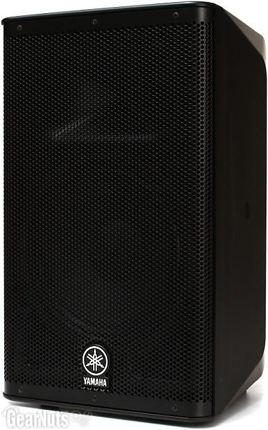 Yamaha dxr10 1100w 10 powered speaker reverb for Yamaha 10 speaker