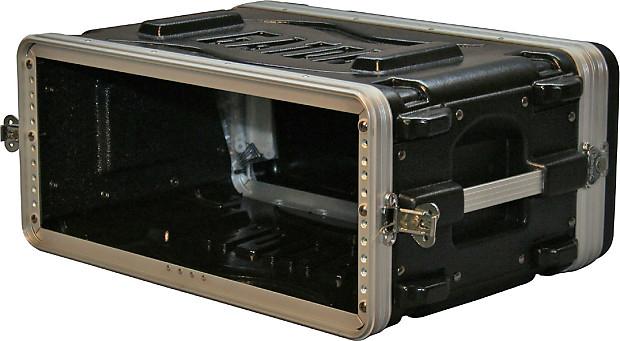 Gator Gr 4s 4 Space Shallow 4u Rack Reverb