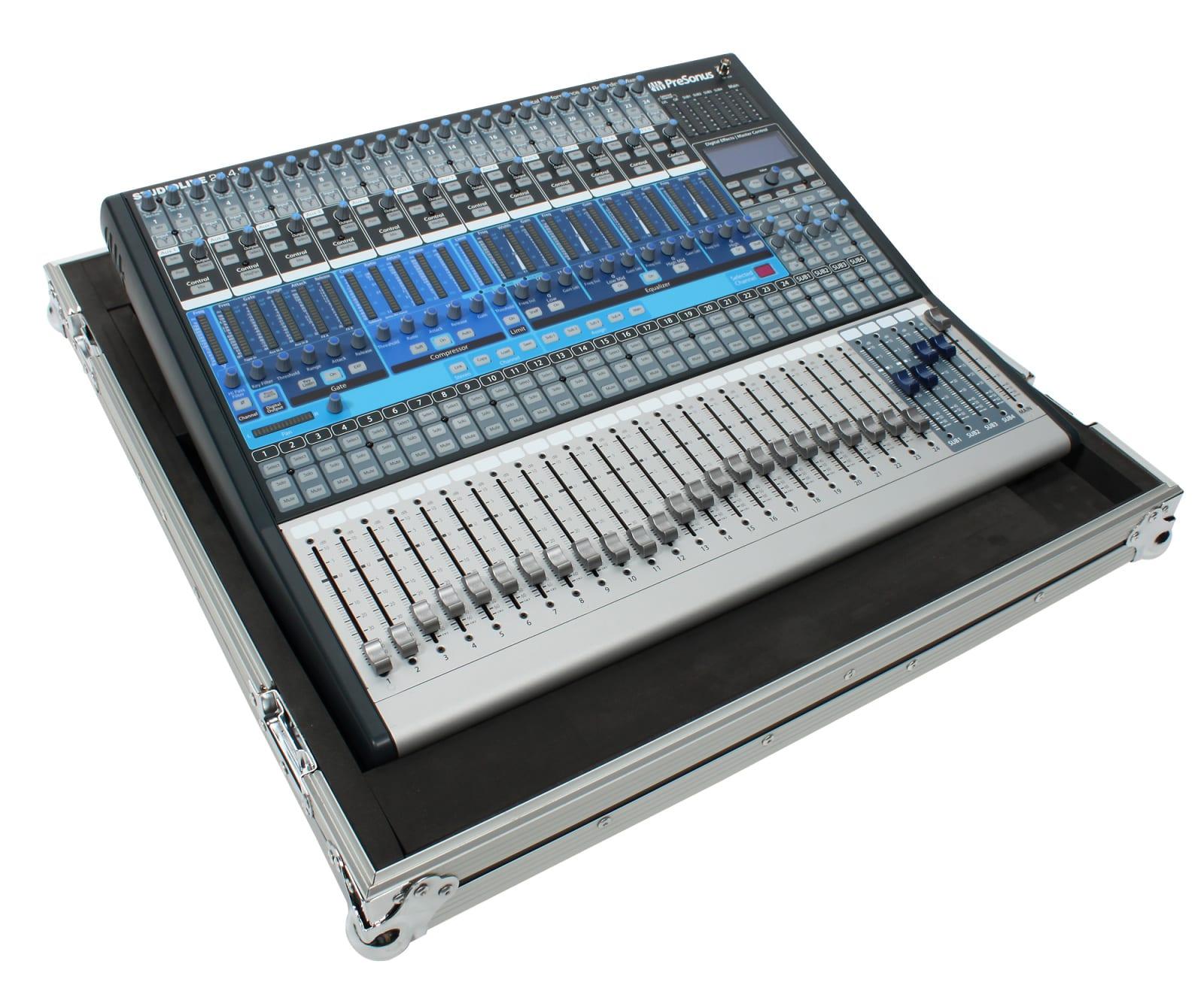 OSP PRE-2442-V2-ATA ATA Case for PreSonus Studio Live 2442 v2