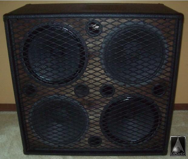 earcandy 4x12 guitar amp speaker cabinet 300 watts 8 ohms reverb. Black Bedroom Furniture Sets. Home Design Ideas