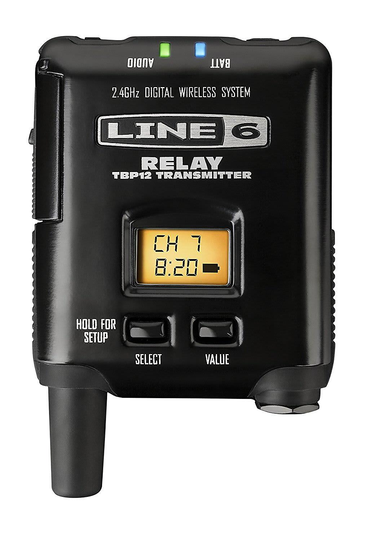 line 6 tbp12 relay g50 g90 bodypack beltpack transmitter reverb. Black Bedroom Furniture Sets. Home Design Ideas