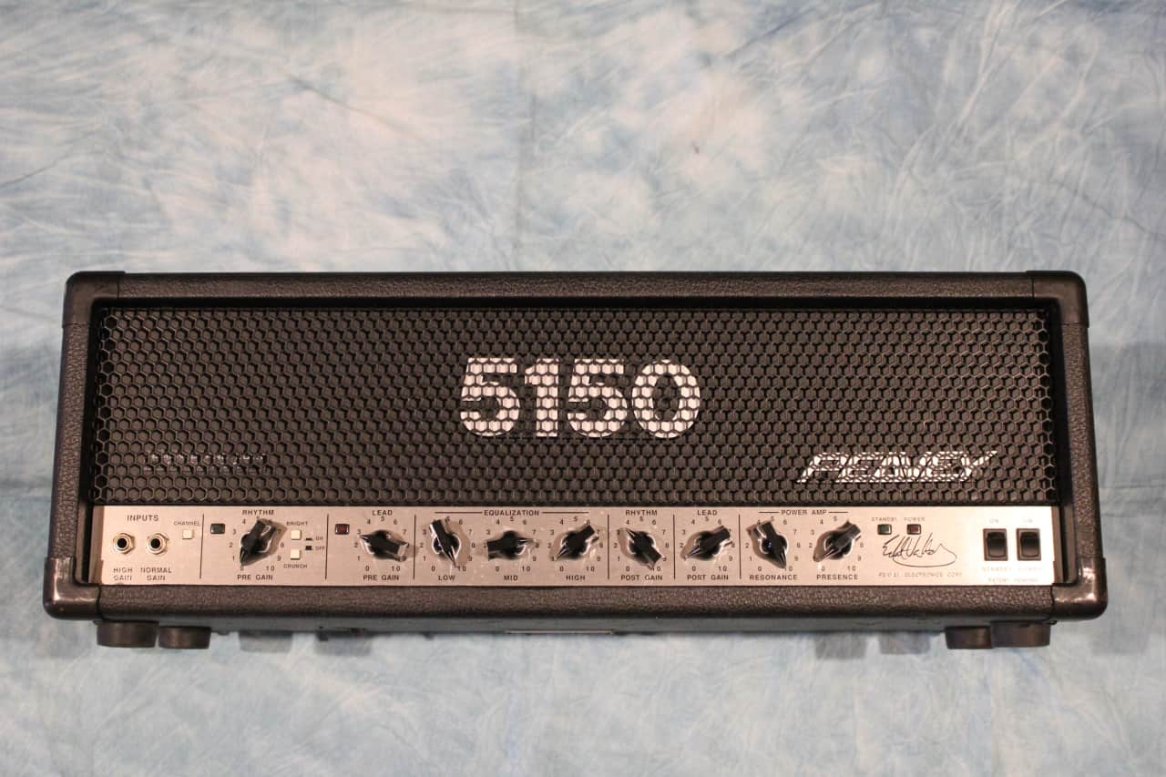 peavey 5150 head reverb. Black Bedroom Furniture Sets. Home Design Ideas