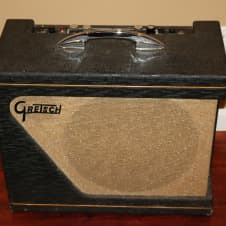 1960 Gretsch  Executive Model  6163 Tube amplifier image