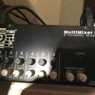 MIDIMAN MultiMix 6 1990's? Black & White