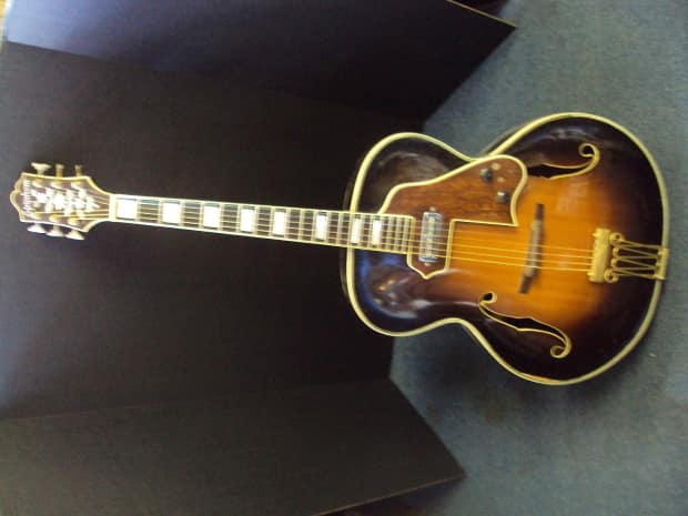 Michaels Auto Sales >> EPIPHONE DELUXE ARCHTOP VINTAGE GUITAR MADE IN USA 1938 | Reverb
