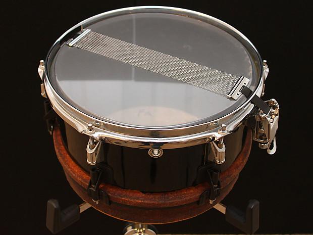 remo mondo 12 snare drum black w 2 extra fiberskyn batter reverb. Black Bedroom Furniture Sets. Home Design Ideas