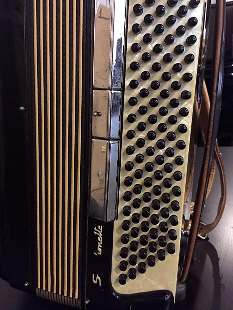 Vintage accordian patti brothers
